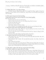 GIÁO TRÌNH KỸ THUẬT AN TÒAN  VÀ MÔI TRƯỜNG (ĐẦY ĐỦ)