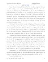 MỘT số ý KIẾN NHẰM HOÀN THIỆN CÔNG tác tổ CHỨC kế TOÁN HÀNG tồn KHO tại CÔNG TY cổ PHẦN THƯƠNG mại hõa DUNG