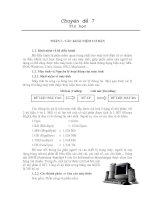 Tài liệu Ôn thi CPA 2009 môn Tin học PHẦN I pptx