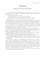Tài liệu Y học hạt nhân: Chương 4- Phần I.1 doc