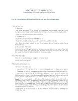Tài liệu Đăng ký thay đổi thành viên lưu ký của nhà đầu tư nước ngoài pdf