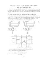 Tài liệu hệ thống cơ điện tử.CHƯƠNG 2 doc