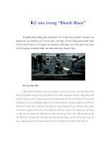"Tài liệu Kỹ xảo trong ""Death Race"" pptx"