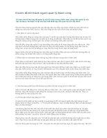 Tài liệu 8 bước để trở thành người quản lý thành công docx