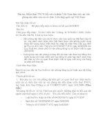 Tài liệu Thủ tục Miễn thuế TNCN đối với cá nhân Việt Nam docx
