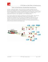 Tài liệu ADC KRONE - Guide - FTTP - Outside Plant Architecture ppt