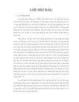 Đề tài NÂNG CAO HIỆU QUẢ QUẢN TRỊ rủi RO THANH KHOẢN tại NGÂN HÀNG NÔNG NGHIỆP và PHÁT TRIỂN NÔNG THÔN CHI NHÁNH ĐỒNG NAI