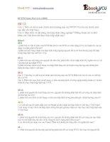 06 de thi dai hoc thuong mai de WTO khoa h