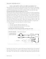 bài tập lớn: trang bị điện trên ô tô