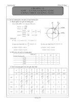 hình học 10 phần 1