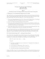 Tài liệu Giới thiệu lý thuyết cân bằng giá (APT) trong dự tính chi phí sử dụng vốn docx