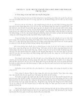 CHƯƠNG 5: QUẢN TRỊ VẬN CHUYỂN HÀNG HOÁ TRONG KINH DOANH THƯƠNG MẠI