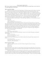 Tài liệu Thơ Haiku Nhật Bản docx