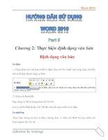 Tài liệu Hướng dẫn sử dụng word 2010 part 5 doc