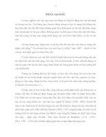 Tài liệu Cơ học lý thuyết Phần 1 pdf