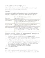 Tài liệu Use XMLReader to Read an XML Document ppt