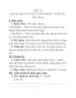 Tài liệu Lịch sử lớp 7 bài 9 (tt) pptx