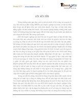114 chuyen de tot nghiep  KT NVL, CCDC tại nhà máy ôtô hoà bình www ebookvcu com 114VIP