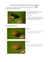 Tài liệu Móc điện thoại Donut doc
