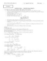 Bài giảng DE CUONG KGHOA 10 DAY DU