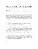 Tài liệu Thiết bị vắt, trích ly, tinh chế các sản phẩm thu nhận từ phương pháp tổng hợp vi sinh_chương 8 doc