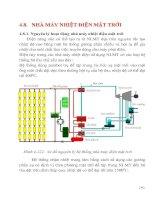 Tài liệu Nhà máy điện mặt trời doc