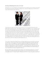 Tài liệu Các công ty đã Marketing online online như thế nào pdf
