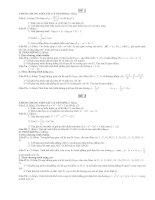 Tài liệu 72 đề ôn thi tốt nghiệp môn toán 2009 ppt