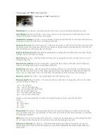 Tài liệu Thuật ngữ về TMĐT vần D,E,F,G pdf