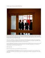 Tài liệu 8 thói quen xấu của nhà lãnh đạo pptx