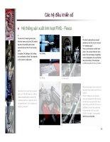 Tài liệu Giới thiệu chung về môn học CAD/CAM CNC P2 pdf