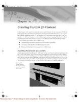 Tài liệu Mastering Revit Architecture 2008_ Part 11 pdf