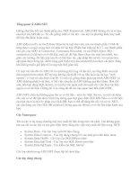 Tài liệu Truy Xuất Dữ Liệu Với .NET part 1 pptx