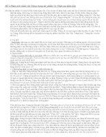 Gián án Các đề văn cho tp Vợ nhặt (Kim Lân)