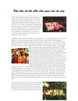 Tài liệu Văn hóa trong lễ hội giỗ tổ Hùng Vương. pptx