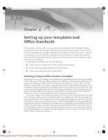 Tài liệu Mastering Revit Architecture 2008_ Part 5 doc