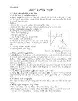 Tài liệu Chương 4 : Nhiệt luyện thép ppt