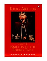 Tài liệu King Arthur and the Knights of the Round Table ppt