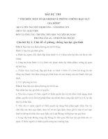 Tài liệu TÌM HIỂU MỘT SỐ QUI ĐỊNH VỀ PHÒNG CHỐNG BẠO LỰC GIA ĐÌNH ppt