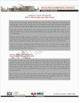 Tài liệu English for Business (Lesson 3) pdf
