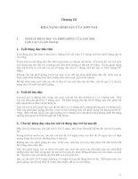 Tài liệu Kỹ thuật chăn nuôi lợn nái mắn đẻ sai con -Chương 3 ppt
