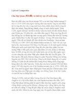 Tài liệu Lịch sử Campuchia phần 1 pdf