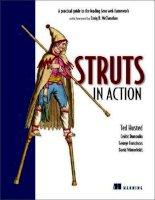 Tài liệu Struts in Action docx