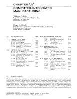 Tài liệu COMPUTER-INTEGRATED MANUFACTURING ppt