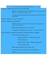 Tài liệu Mạch đồng hồ số cài giờ bàng bàn phím IC 4060 pptx