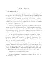 """Tài liệu Đề tài: """"Tìm hiểu tình hình chăn nuôi lơn thiṭ ở xã Thụy Sơn huyện Thái Thụy tỉnh Thái Bình doc"""