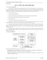 Tài liệu Bài Giảng Môn Lập Trình Website ASP.Net part 12 docx