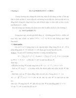 Đạo hàm dọc đường cong trên đa tạp riemann