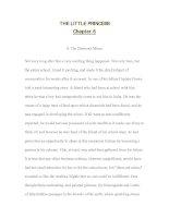 Tài liệu luyện đọc tiếng anh qua các tác phẩm văn học--THE LITTLE PRINCESS Chapter 6 ppt