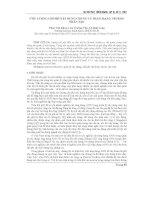 Tài liệu ƯỚC LƯỢNG CHI PHÍ XÂY DỰNG CHUNG CƯ BẰNG MẠNG NEURON NHÂN TẠO pdf